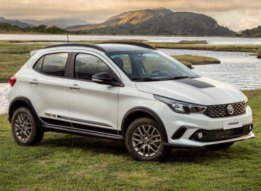 Fiat presenta el Argo Trekking en Brasil