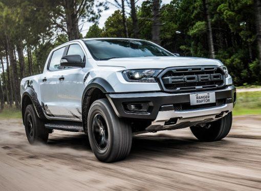 Ford publicó el equipamiento de la Ranger Raptor