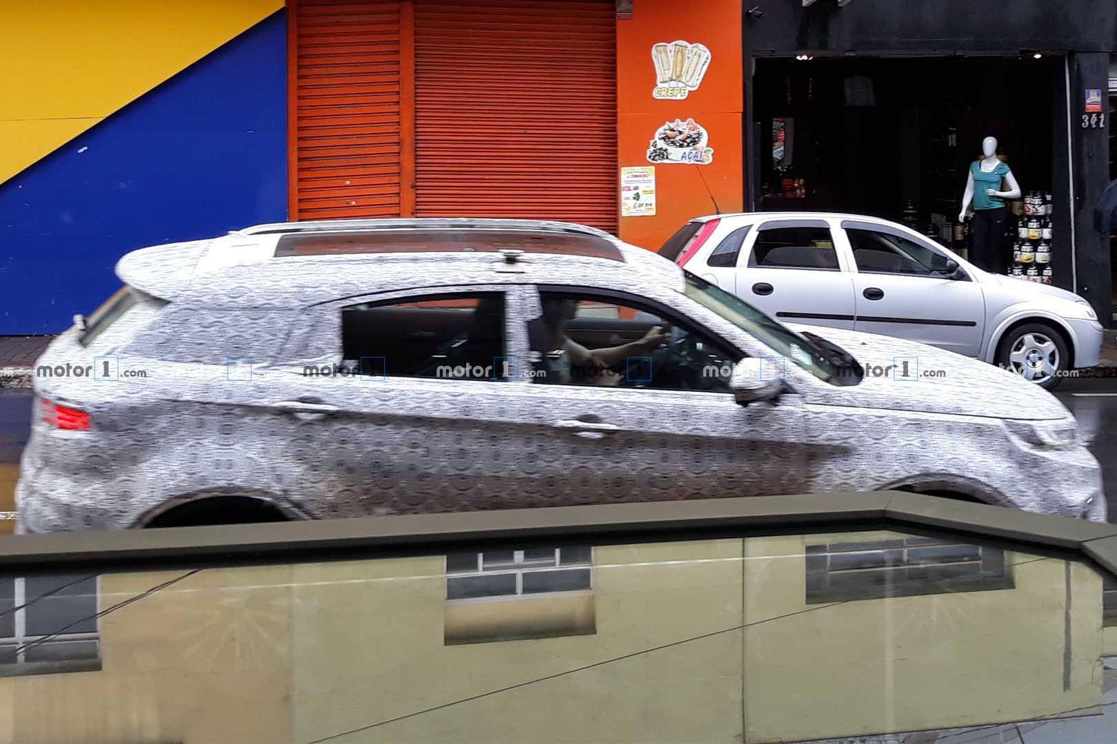 Ford prueba el Territory en Brasil: ¿viene?