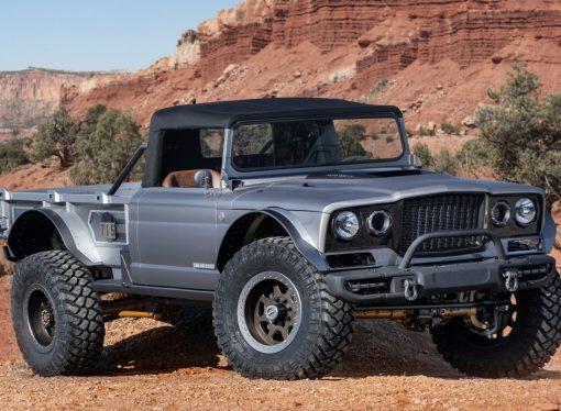 Jeep crea seis prototipos para amantes de las pick ups