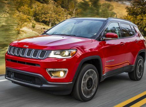 Jeep lanza el Compass 2019
