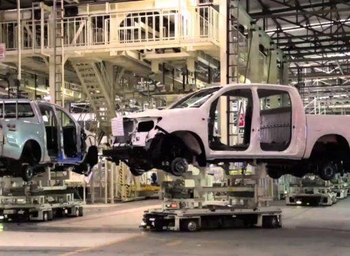 Las pick ups de Toyota compartirán plataforma
