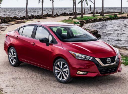 Nissan muestra el nuevo Versa