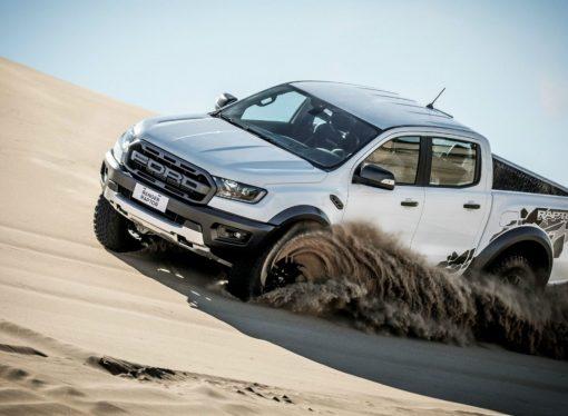 La Ford Ranger Raptor ya está en preventa
