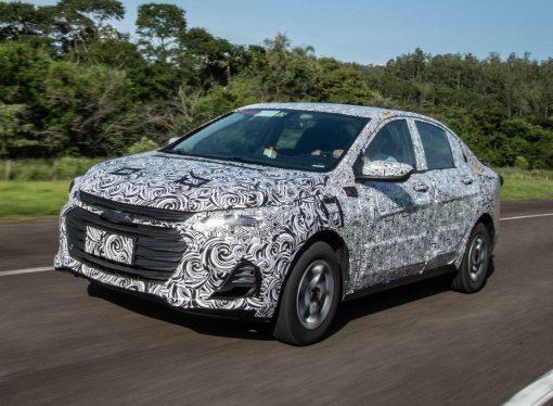 Confirmado: el Chevrolet Prisma será Onix sedán