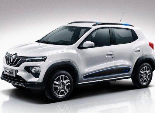 City K-ZE: el Renault Kwid se hace eléctrico