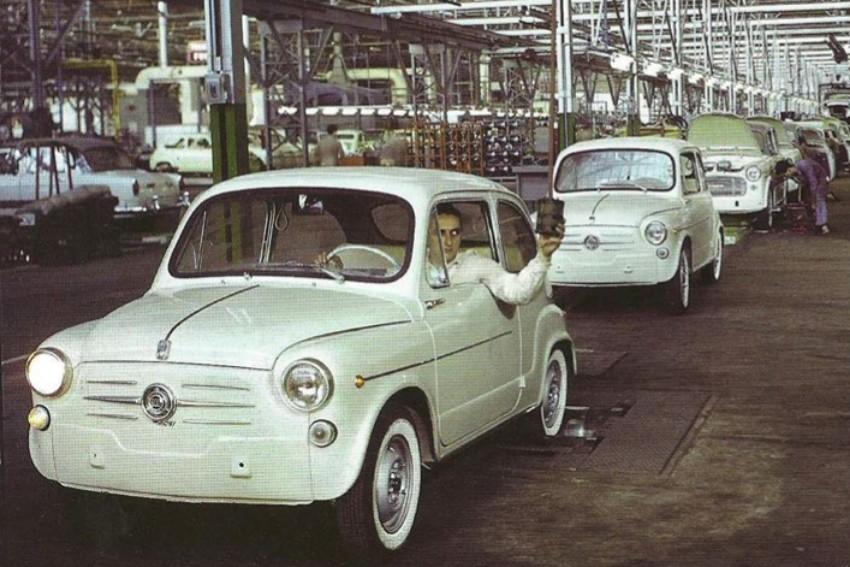 100 años: todos los modelos que Fiat produjo en la Argentina
