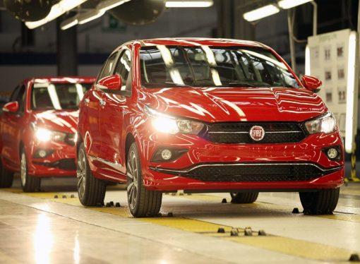Todos los sedanes argentinos de Fiat