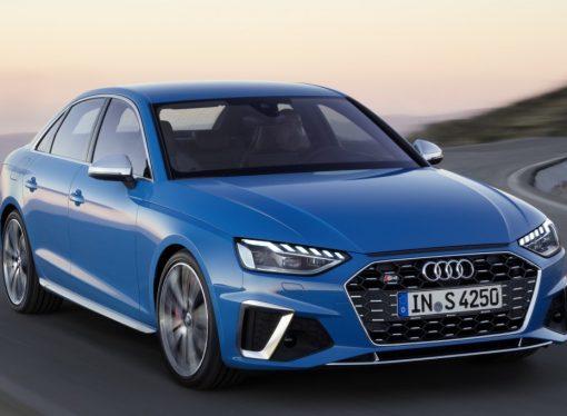 Retoques para el Audi A4 en Europa