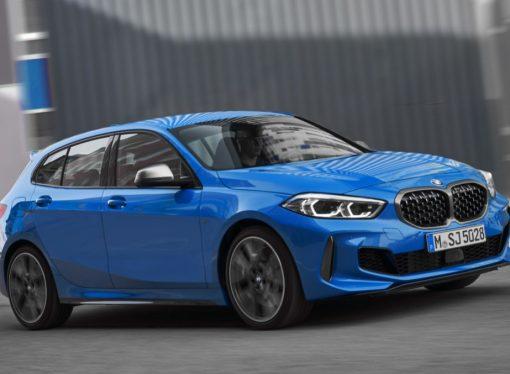 Así es la nueva generación del BMW Serie 1