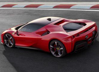 SF90 Stradale: Ferrari lanza su primer híbrido enchufable