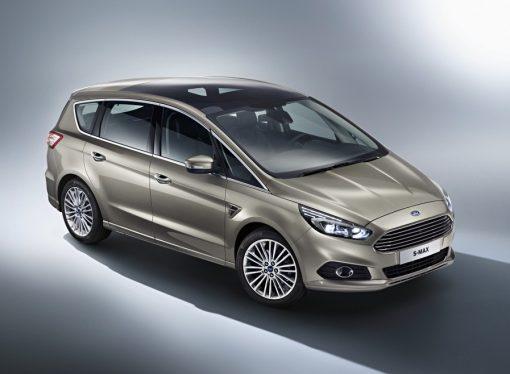 Ford deja de vender el S-Max