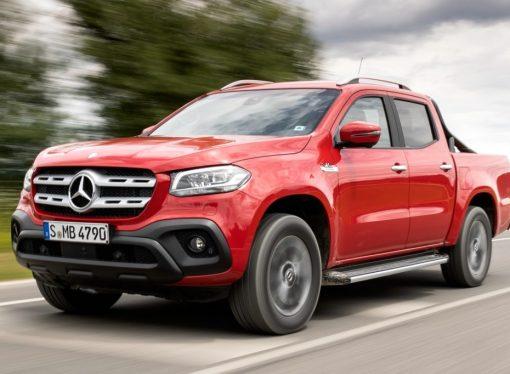 Las bajas ventas ponen en jaque a la Mercedes Clase X