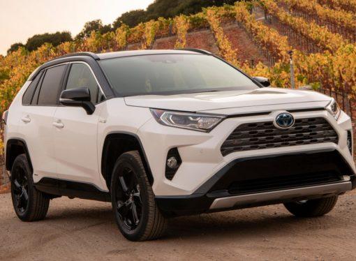 Toyota lanza la Rav4 Híbrida en la Argentina