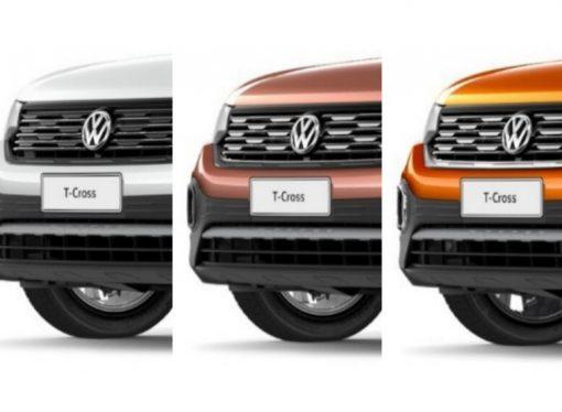 ¿Qué trae, cómo luce y cuánto cuesta cada versión del VW T-Cross?