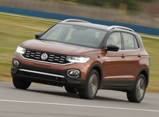 Prueba: Volkswagen T-Cross Highline Pack Hero 1.6 AT