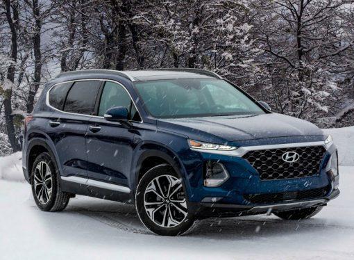 Hyundai anticipa la llegada del nuevo Santa Fe