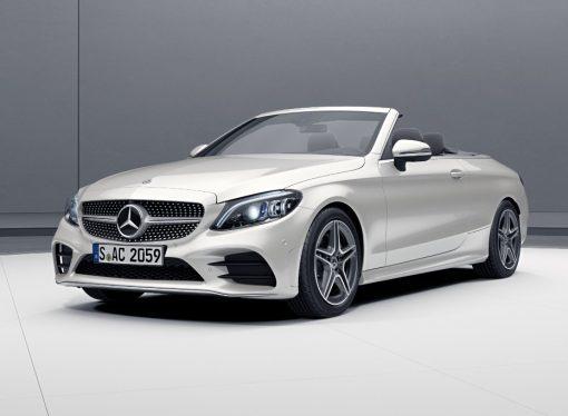 Mercedes lanza el C Cabrio en la Argentina