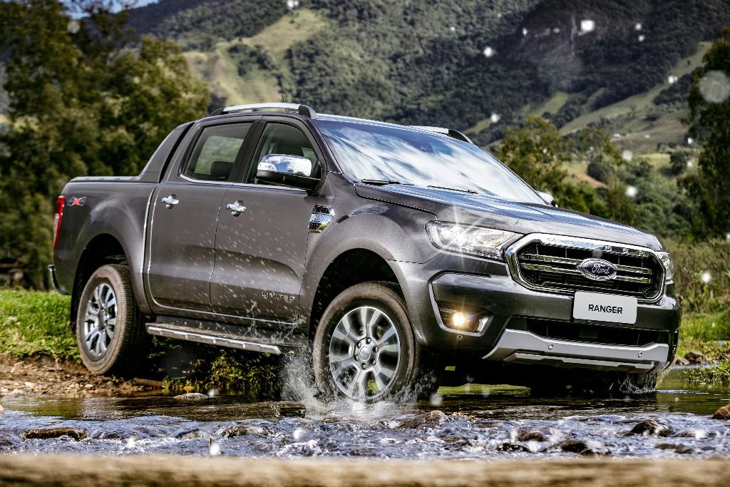 Contacto: Nueva Ford Ranger