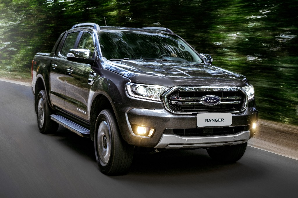 Ford difunde los precios de la renovada Ranger