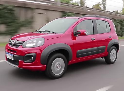 Prueba: Fiat Uno Way