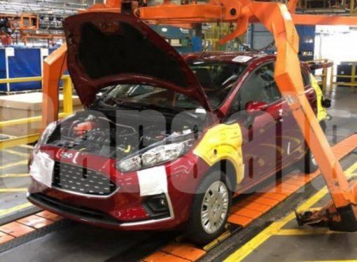 El Ford Fiesta brasileño dejó de producirse