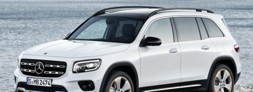 Mercedes lanza el GLB en la Argentina