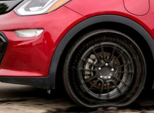 En 5 años tendremos los neumáticos sin aire
