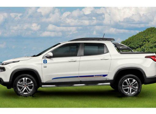 Fiat lanza la Toro New Holland
