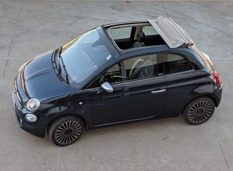 Contacto: Fiat 500C Lounge