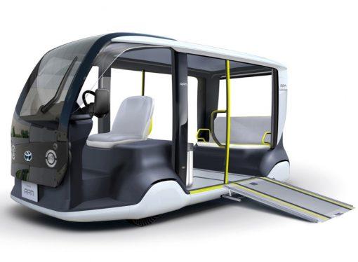 Toyota prepara un vehículo especial para los JJ.OO. de Tokio