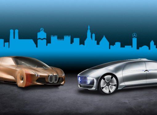 BMW y Daimler harán juntas autos autónomos