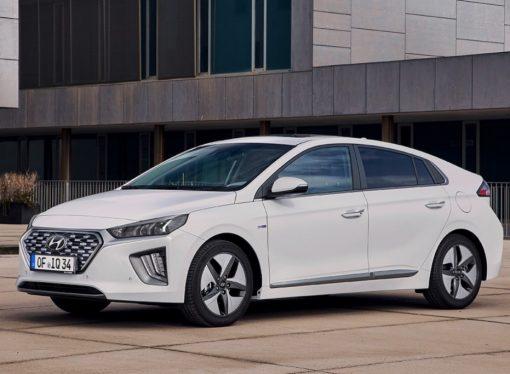 Hyundai confirma el equipamiento del Ioniq