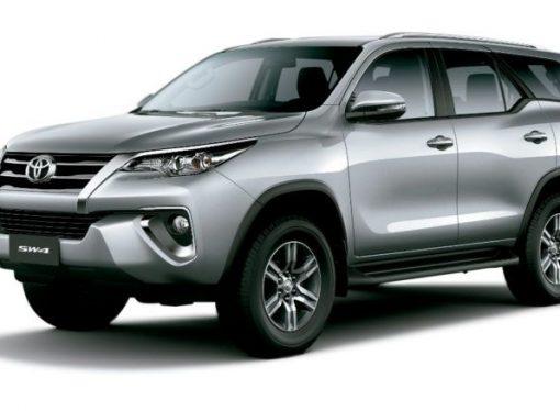 Toyota mejora el equipamiento de la SW4