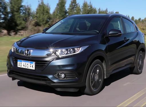 Prueba: Honda HR-V EXL CVT