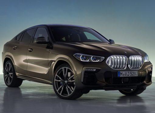 Así es el nuevo BMW X6