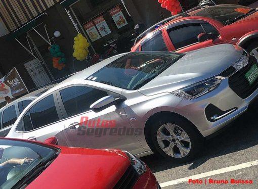 El nuevo Chevrolet Onix brasileño será igual al chino