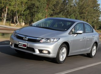 Prueba: Honda Civic EXS 1.8 AT