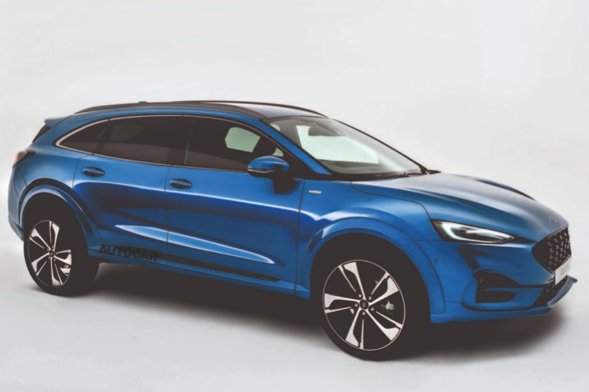El Ford Mondeo se podría trasformar en un crossover