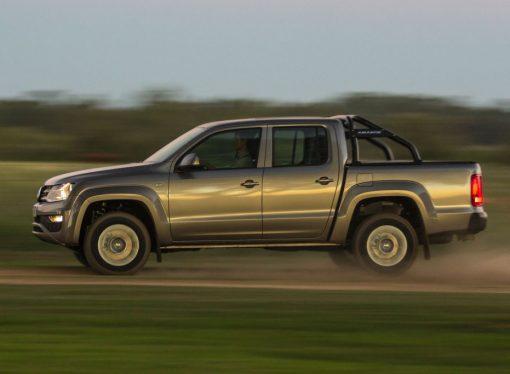 Contacto: Volkswagen Amarok V6 Comfortline