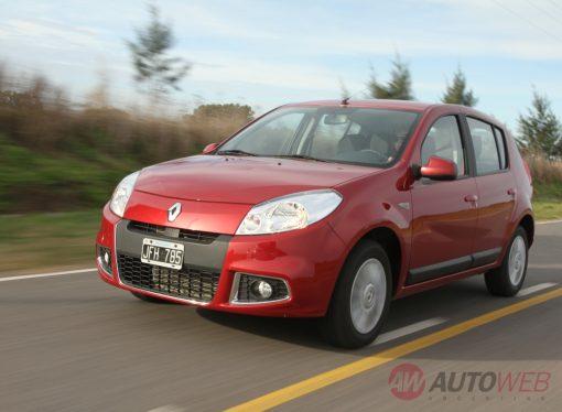 Prueba: Renault Sandero 1.6 Luxe