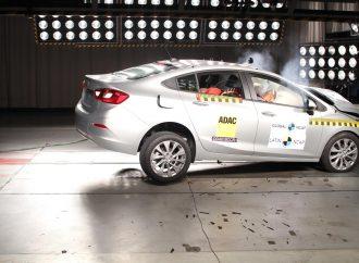 LatinNCAP: buenos resultados para 4 modelos argentinos