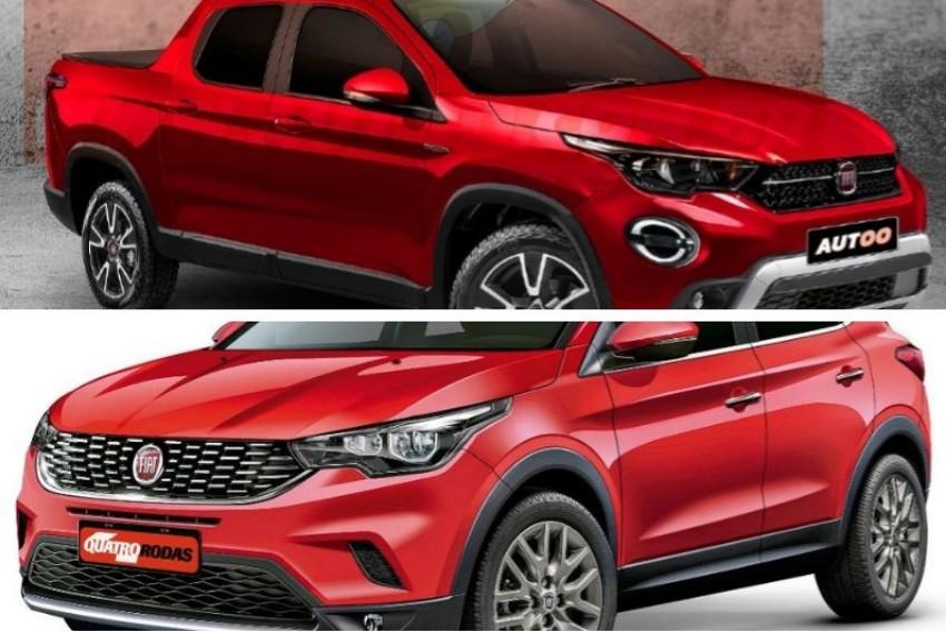 Una pick up y un SUV: las novedades de Fiat