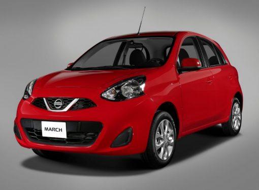 Nissan suma el Sense automático al March