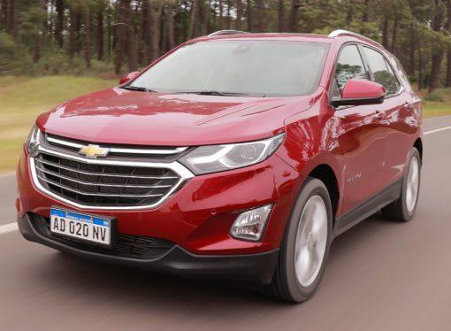 Prueba: Chevrolet Equinox Premier AWD