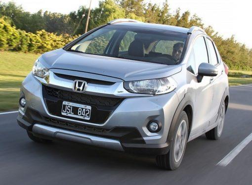 Prueba: Honda WR-V EXL CVT