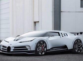 Bugatti Centodieci, para festejar los 110 años de la marca