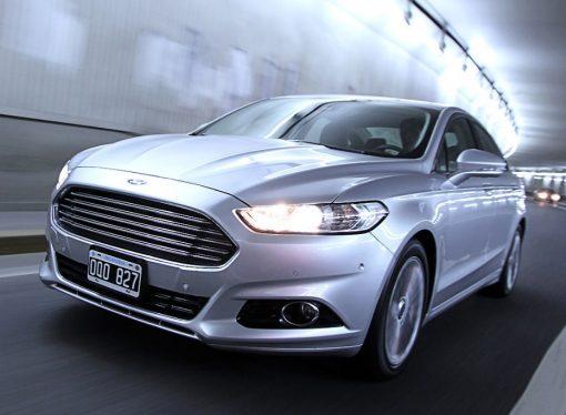 Prueba: Ford Mondeo Titanium