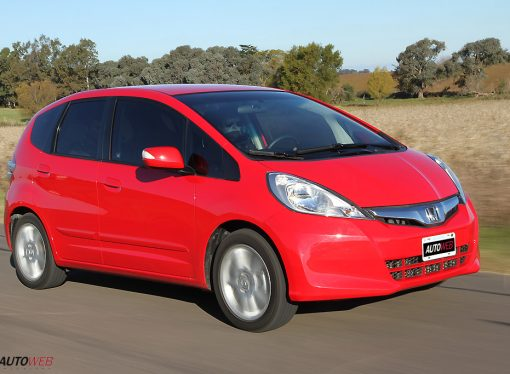 Prueba: Honda Fit EX-L 1.5 AT
