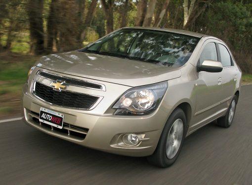 Prueba: Chevrolet Cobalt 1.8 LTZ